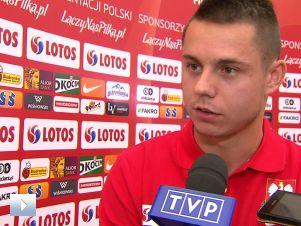 Ariel Borysiuk: jedziemy do Frankfurtu po punkty
