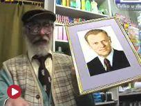 Kryszak - Uważaj na kioskarza: Wyszywanka z premierem [TVP]