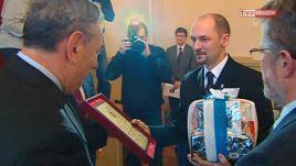 Dr Stanisław Garlicki został laureatem nagrody im. Tadeusza Słowikowskiego