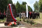 Odsłonięto pomnik powstańców styczniowych poległych w bitwie pod Częstoborowicami
