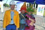 Imprezę prowadził przyjaciel Eryka i Pysi Inżynier Maks (fot. TVP)