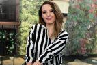 """Studio """"Ziarna"""" odwiedziła nasza niezwykle utalentowana piosenkarka Monika Kuszyńska... (fot. K. Kurek)"""