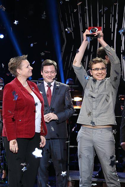 Bartosz Kołsut zwycięzcą konkursu Młody Muzyk Roku 2014