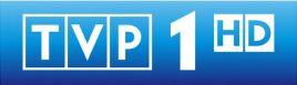 Logo TVP1 HD