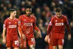 Z Champions League już w fazie grupowej pożegnał się Liverpool, który w decydującym meczu zremisował z FC Basel 1:1 (fot. Getty Images)