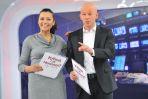 Prowadzący program – Klaudia Carlos i Cyprian Ziąbski (fot.I.Sobieszczuk/TVP)