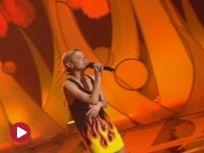 Festiwale - Natalia Lesz: Coś za coś {piosenka} (Kabaretowa Siła Miłości) [TVP]