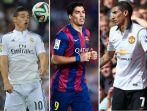 Zawodnicy z TOP10 kosztowali w sumie 531,3 miliona euro. Najwięcej przedstawicieli – trzech – ma w zestawieniu Manchester United (fot. Getty Images)