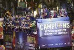 Euforia w Barcelonie! (fot. PAP)