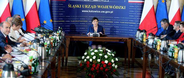 Rząd ma przyjąć Program dla Śląska (fot. PAP/Andrzej Grygiel)