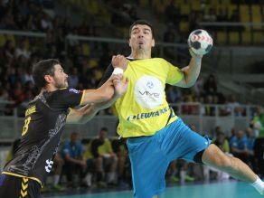 Vive Targi Kielce vs Chambery Savoie (fot. eurotournoi.com)