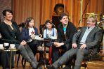 Dla rodzinny Królikowskich atmosfera w trakcie świątecznego spotkania jest najważniejsza (fot. J. Bogacz/TVP)