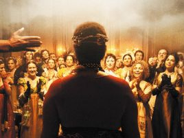 """""""Czarna Wenus"""" dziś jest symbolem całego ludu Khoikhoi (fot. MK2 film)"""