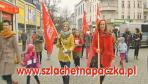 Marsz Szlachetnej Paczki ulicami Gorzowa i Zielonej Góry