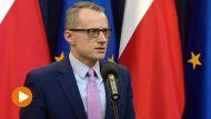 Rzecznik prezydenta Marek Magierowski (fot. TVP Info)