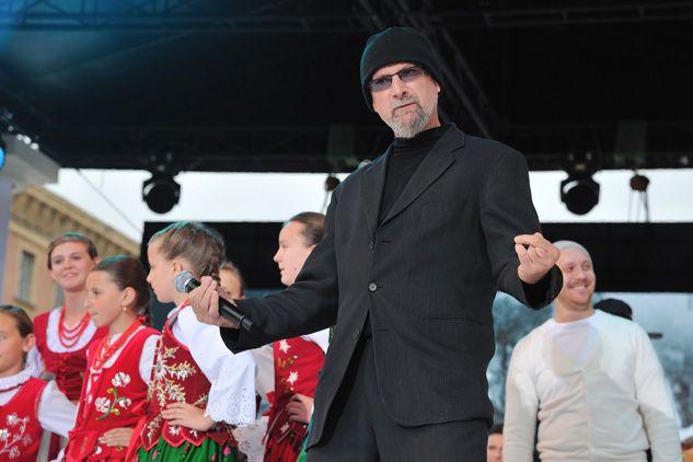 Andrzej Dziubek Andrzej Dziubek z polskonorweskiej grupy De Press fot J