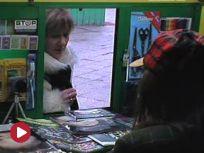 Kryszak - Uważaj na kioskarza: Bilecik w jedną stronę [TVP]