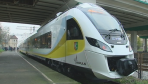 Z Zielonej Góry do Poznania nowym pociągiem elektrycznym