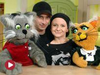 Kociaki i aktorzy, którzy im pomagają