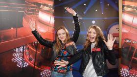Przed nami pierwszy duet – maturzystki Ola i Dominika! (c)