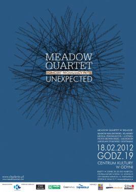 Meadow Quartet to próba stworzenia płaszczyzny dla ścierających się wpływów różnych gatunków muzycznych