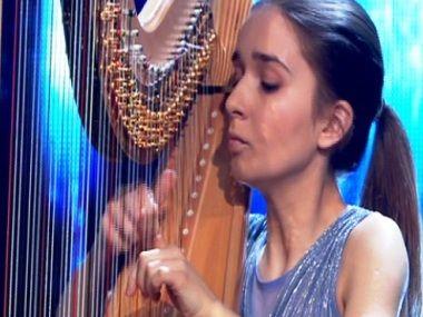 Julia Łopuszyńska - harfa