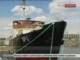 Remontowany statek