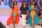 Pakistański tydzień mody odbył się w Karachi (fot. PAP)