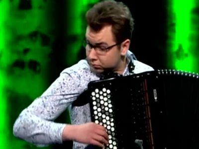 Bartosz Kołsut – akordeon