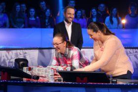 Pierwsze uczestniczki to Ania i Ula. (c)