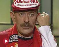 Daniec - Polski kibic po meczu [TVP]