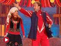 Festiwale - Bartek Kasprzykowski & Justyna Szafran: Golono, strzyżono (Kabaretowa Noc Listopadowa) [TVP]