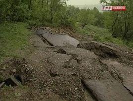 Rządowe promesy na prawie 188 mln zł otrzymały w środę samorządy województwa małopolskiego na usuwanie skutków klęsk żywiołowych