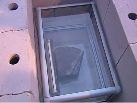 Kamień węgielny pod muzeum poświęcił papież Franciszek.