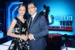 Paulina Chylewska i Maciej Orłoś mają w prowadzeniu Wielkich Testów niemałe doświadczenie  (fot. Ireneusz Sobieszczuk/TVP)