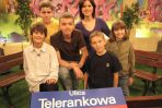 Nasi prezenterzy w pełnej krasie (fot. TVP)
