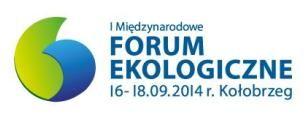 I Międzynarodowe Forum Ekologiczne (c)