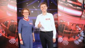 Magda i Rafał są już gotowi żeby zagrać o milion (c)