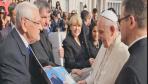 Józef Zych spotkał się w Watykanie z papieżem Franciszkiem