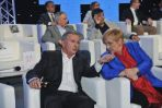 Tomasz Stockinger i Ruża Thun (fot. Ireneusz Sobieszczuk/TVP)