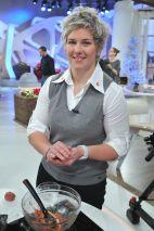 ... Anita Włodarczyk, srebna medalistka Igrzysk Olimpijskich w Londynie (fot. J. Bogacz/TVP)