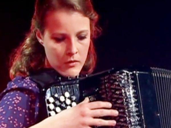Inga Piwowarska – akordeon
