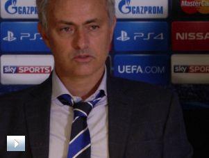 Mourinho: nie jestem sfrustrowany, ale...