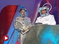 Koń Polski - Robot  Mario 1 i Badziewiak - �apówka (Koszalin 2010) [TVP]