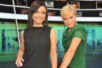 Marzena Sienkiewicz i Aleksandra Kostka - zabójczo atrakcyjny duet (fot. TVP)