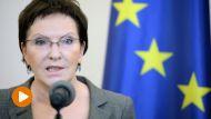 Desygnowana na premiera, marszałek Sejmu Ewa Kopacz (fot. PAP/Jacek Turczyk)