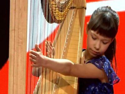 Marcelina Dąbek– harfa