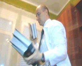 W obronie ordynatora laryngologii