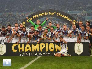 """""""Mundial 2014 przywrócił tożsamość piłki nożnej"""""""
