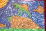 Portret dinozaura